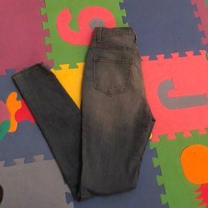 Fashionnova skinny highrise jeans, never worn